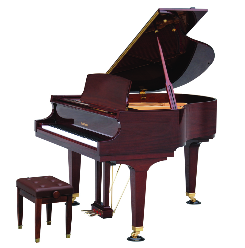 Baldwin Piano Red