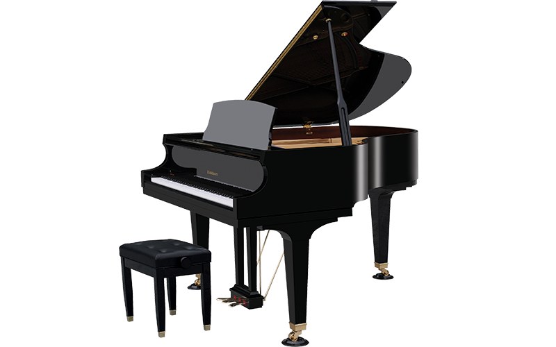 New Baldwin Piano Black