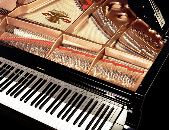 mason hamlin pianos