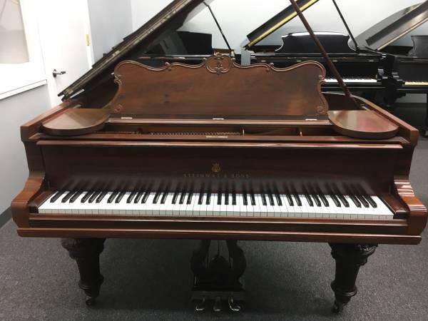 Rebuilt Steinway Piano
